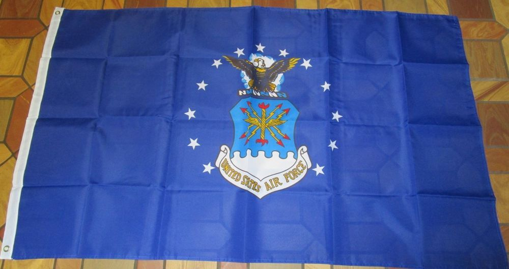 United States Air Force Usaf Blue Garden Flag 35 X 60 Inches New Unbranded Blue Garden United States Air Force Air Force Symbol