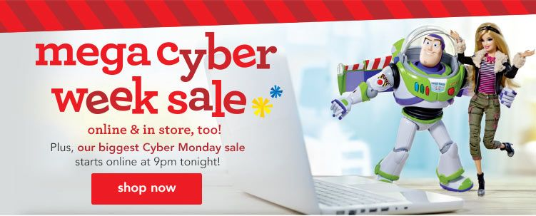 Cyber Monday Deals At Toysrus Com Shop And Ship With Borderlinx