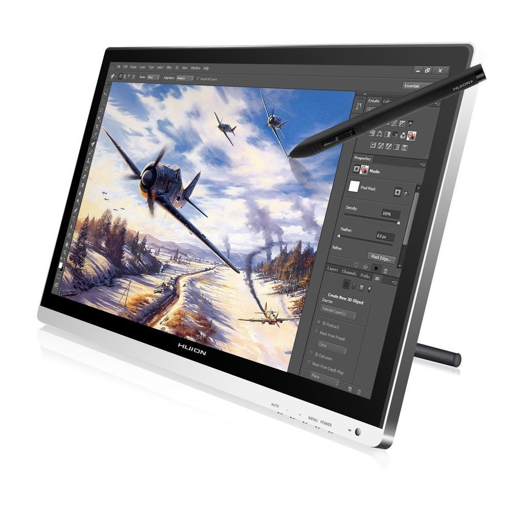 Huion 21 5 inch IPS Display Graphics Tablet Monitor GT 220