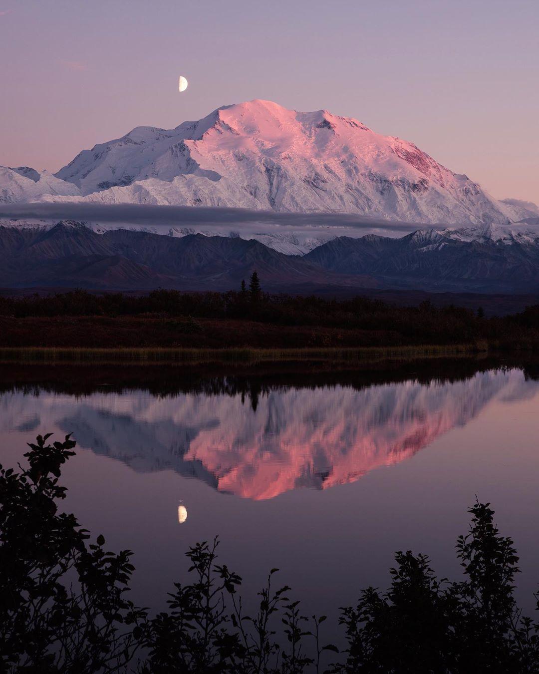 Photo of Denali National Park & Preserve Alaska [OC][1080×1350]
