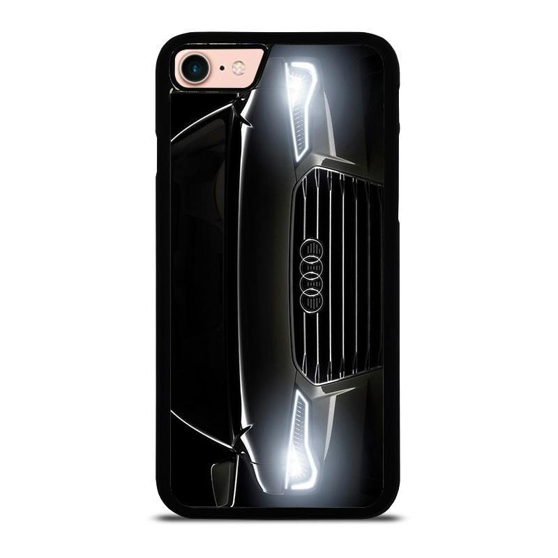 AUDI BLACK FRONT iPhone 8 Case Cover   Black audi, Iphone 8 cases ...