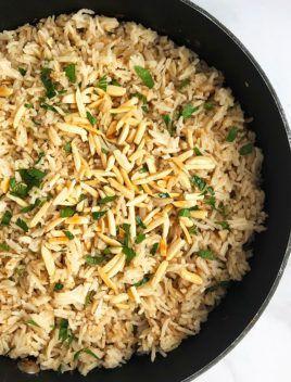 Easy Rice Pilaf (One Pot) #easyricepilaf Easy Rice Pilaf (One Pot)   One Pot Recipes #easyricepilaf