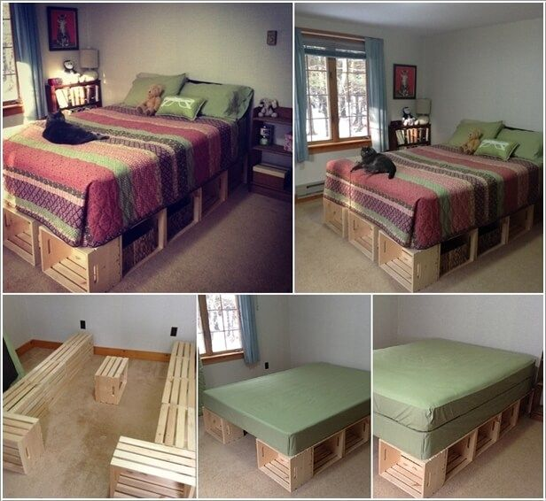 Look At These Incredible Wooden Crate Furniture Ideas Crate