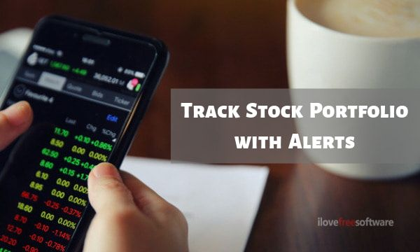 Love Free Software - 5 Free #Android Apps to Track Stock Portfolio with Alerts: This article covers 5 free #Android apps to… - View More #stockportfolio