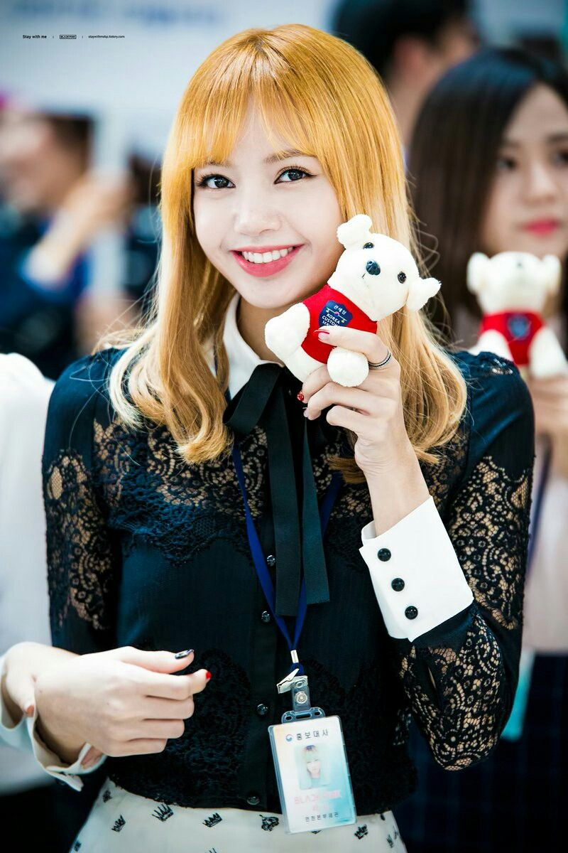 why are you so cute, lisa?
