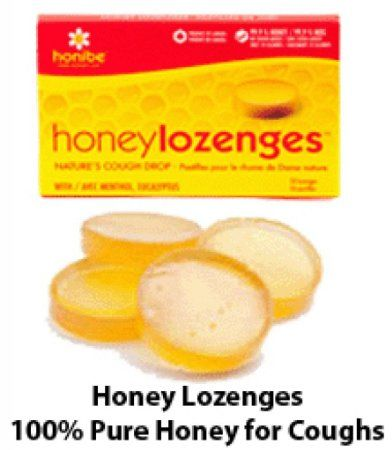 88d059abc3f SCD for colds: Honey Cough Drops - 100% pure Honey Cough Drop Lozenges with  Menthol and Eucalyptus - Pack of 10 Pure Honey Lozenges for cough relief  from ...