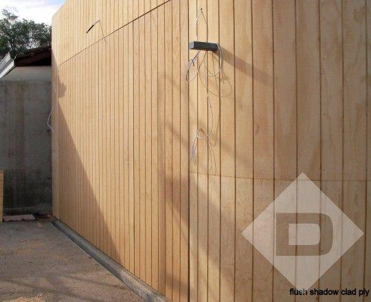 Flush Shadow Clad Ply - Verti Panel - Danmar Doors & Flush Shadow Clad Ply - Verti Panel - Danmar Doors | Maroubra ...