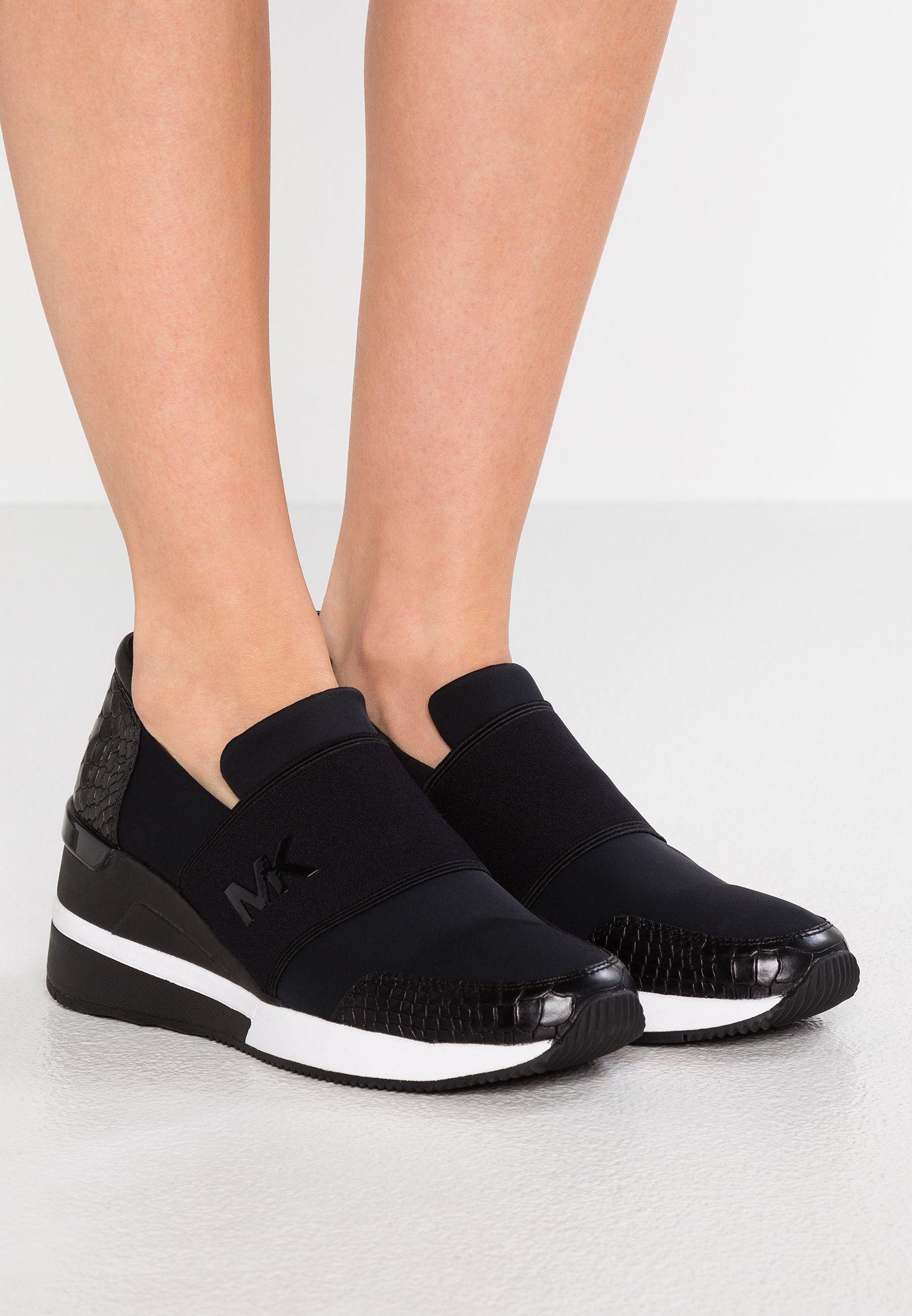 bd62dbcb4 FELIX TRAINER - Slip-ons - black @ Zalando.co.uk 🛒 in 2019 | Обувь ...