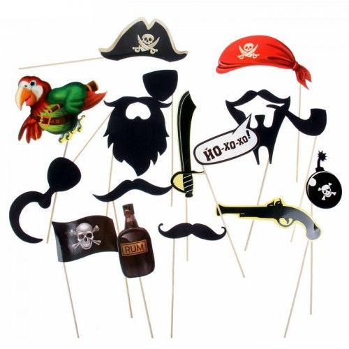 Набор фотобутафории «Пираты»