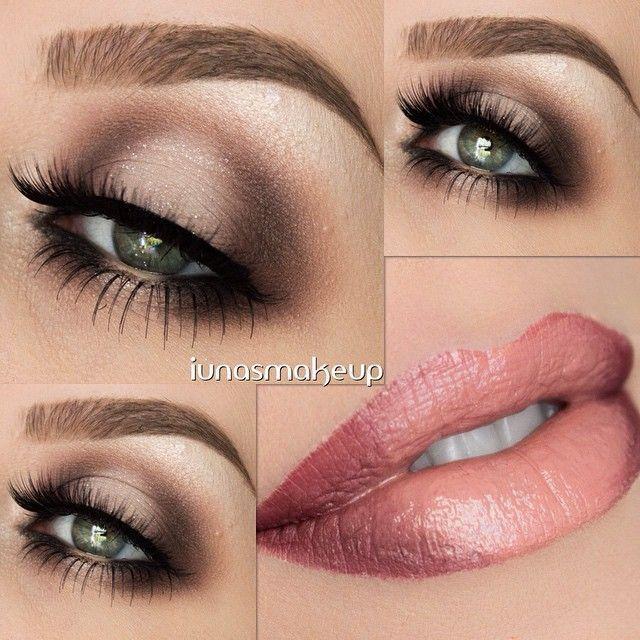 Image result for bridal makeup for brunettes with blue eyes | Bridal ...