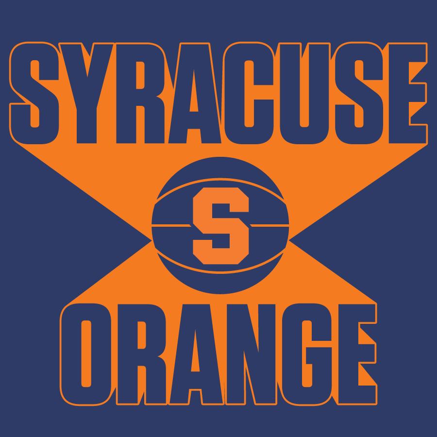 Syracuse Orange Frank Ozmun Graphic Design Syracuse Basketball Syracuse Orange Illini Basketball