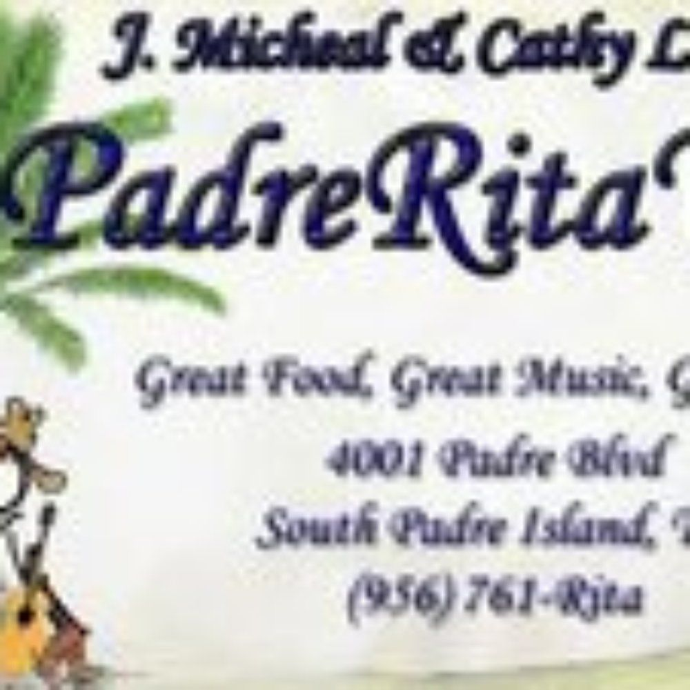 Padreritagrill The Name Says It All South Padre Island Island 2 Travel Usa