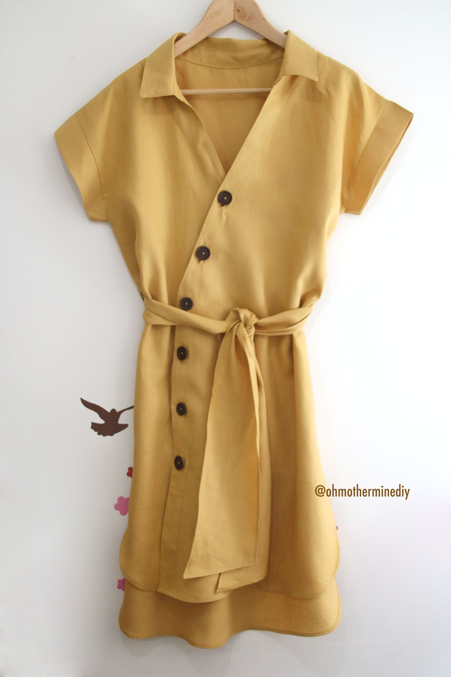 Oh mother mine vestido de mujer