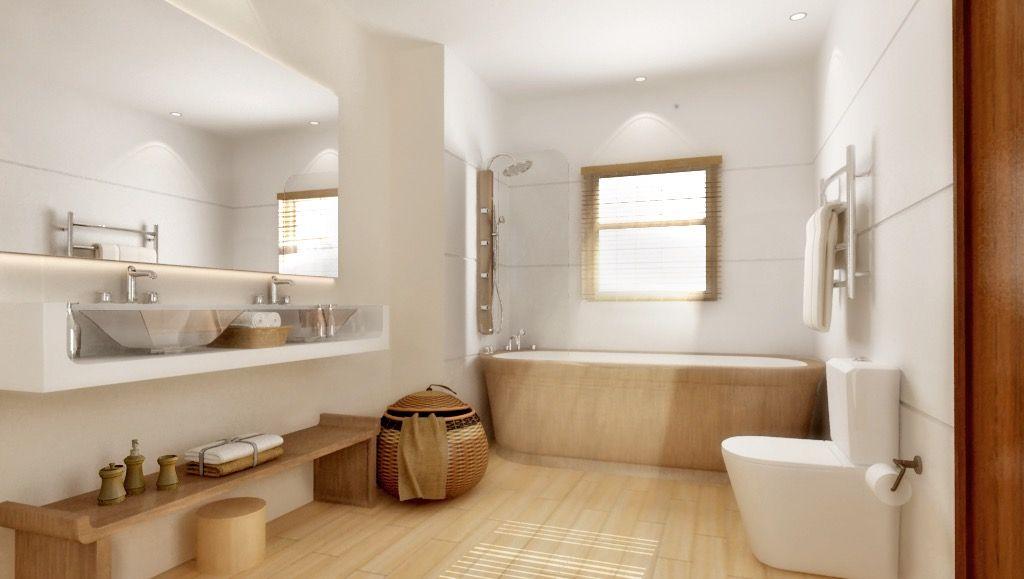 Large Bathroom Design Badkamer  Badkamer  Pinterest  Large Bathroom Design Large