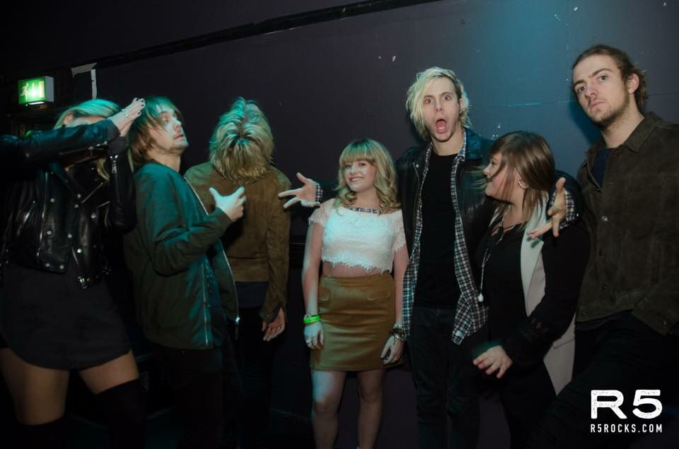 R5 meet and greet in oxford ross r5 pinterest r5 meet and greet in oxford ross m4hsunfo