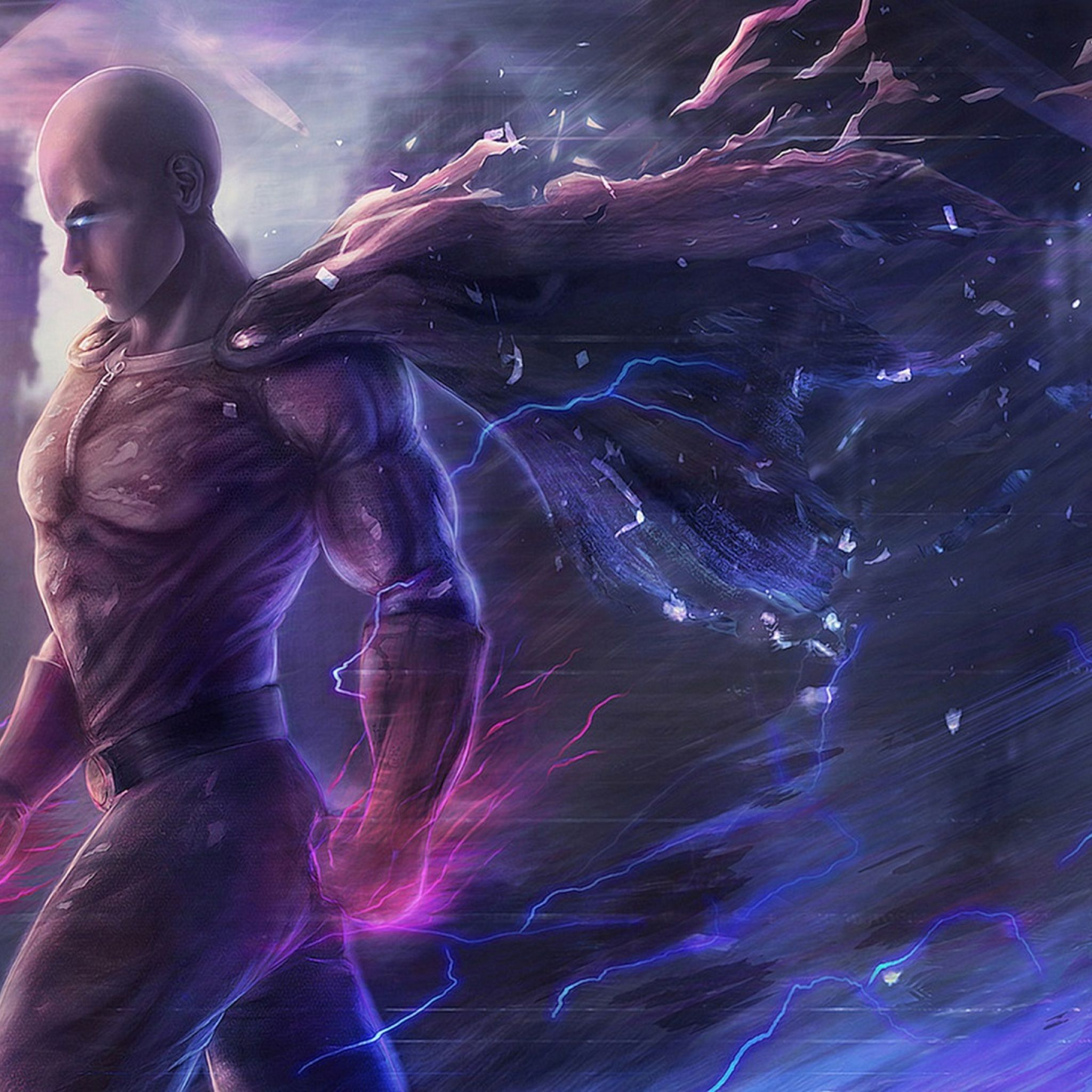 One Punch Man Wallpaper For Ipad 2048x2048 Saitama One Punch Man Artwork Ipad Air Hd 4k Die 78 Besten O In 2020 Saitama One Punch One Punch Man Saitama One Punch Man