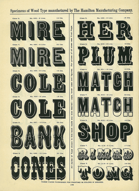 Fonts By Hoefler Co Sign Painting Lettering Lettering Lettering Fonts