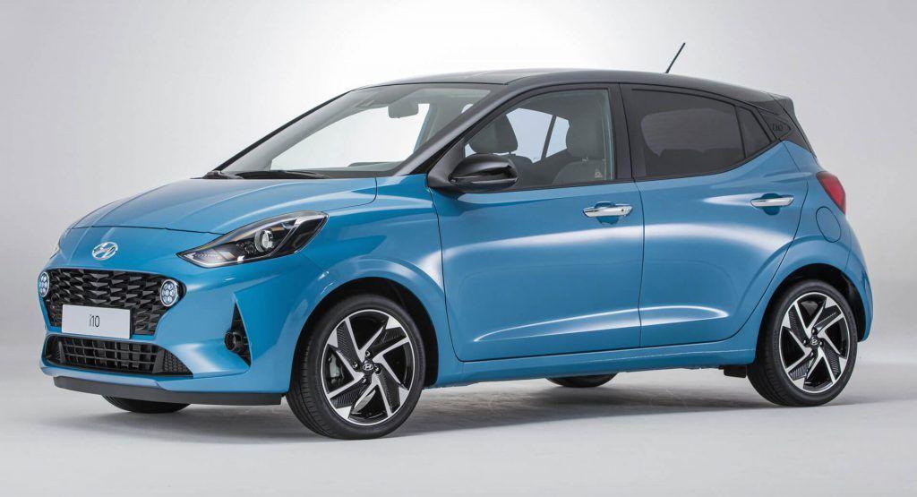 2020 Hyundai I10 Costs More Than Ford Ka Vw Up Vw Up