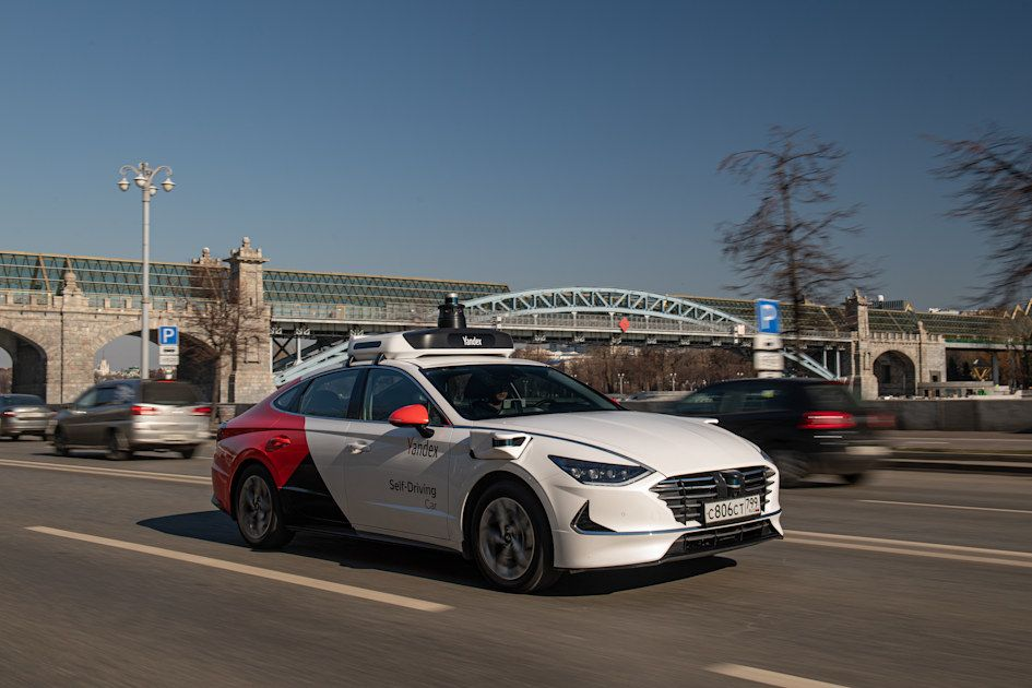 #autonomous #autonomousvehicles Yandex updates its self-driving tech on the 2020 Hyundai Sonata