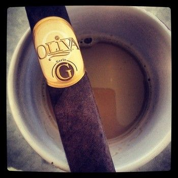 oliva G Maduro Perfecto; Cigar review