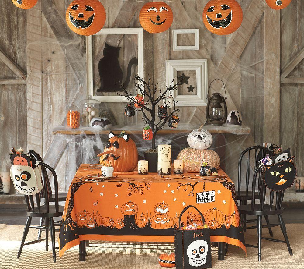 60+ Halloween Party Ideas Pottery barn halloween