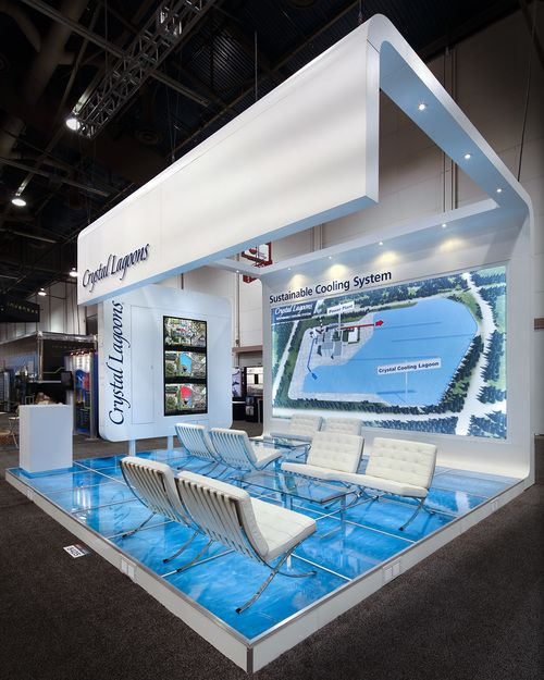 Expo Exhibition Stands Tall : Custom trade show exhibits — rnd international
