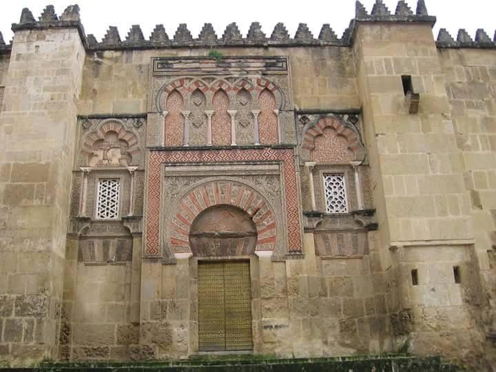 Que Es Una Mezquita Pinterest: Una De Las Puertas De La Mezquita De Córdoba