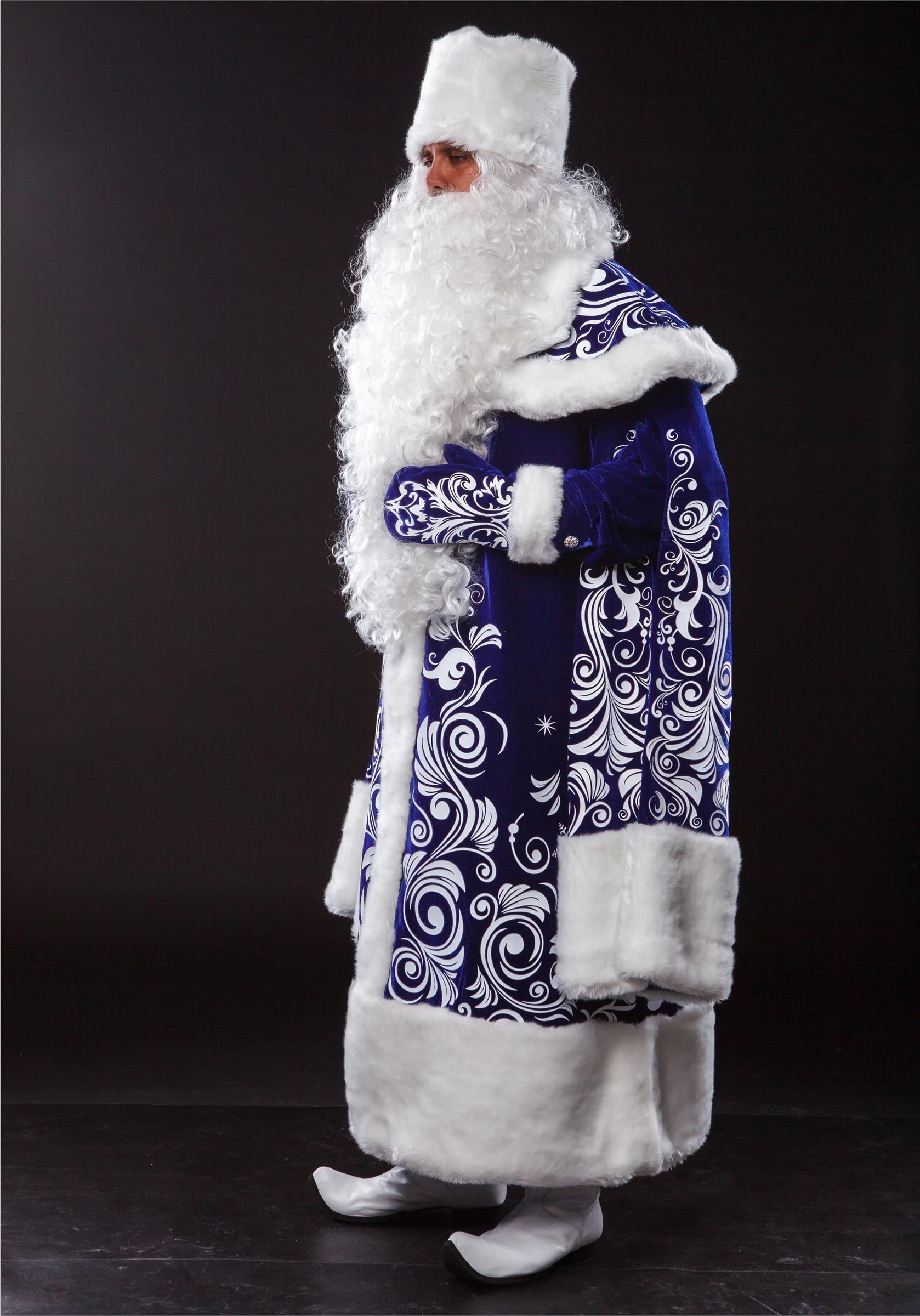 деда мороза картинка костюм