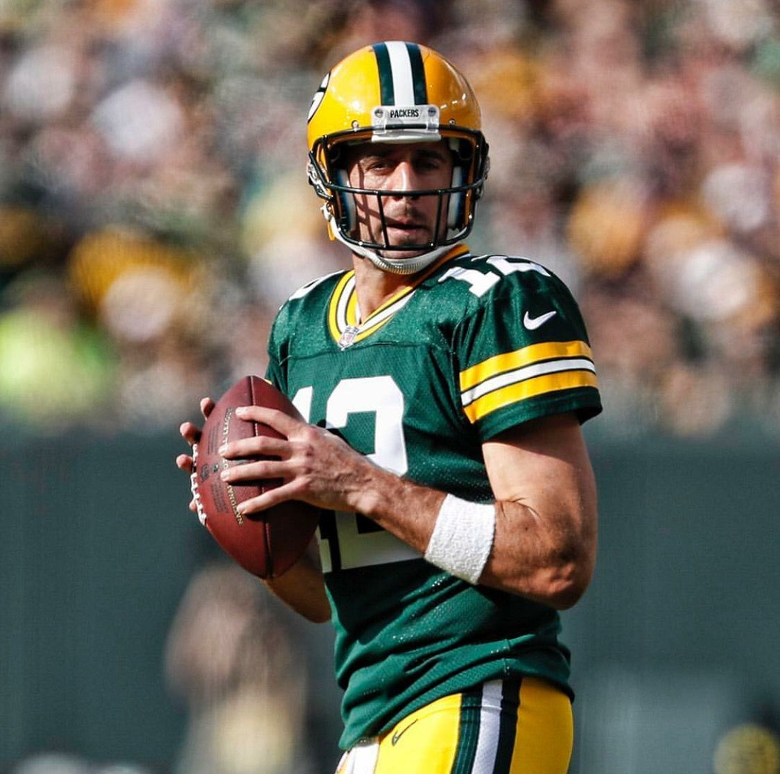 Pin By Alex Campbell On Packers The World S Team In 2020 Rodgers Packers Aaron Rodgers Green Bay Packers