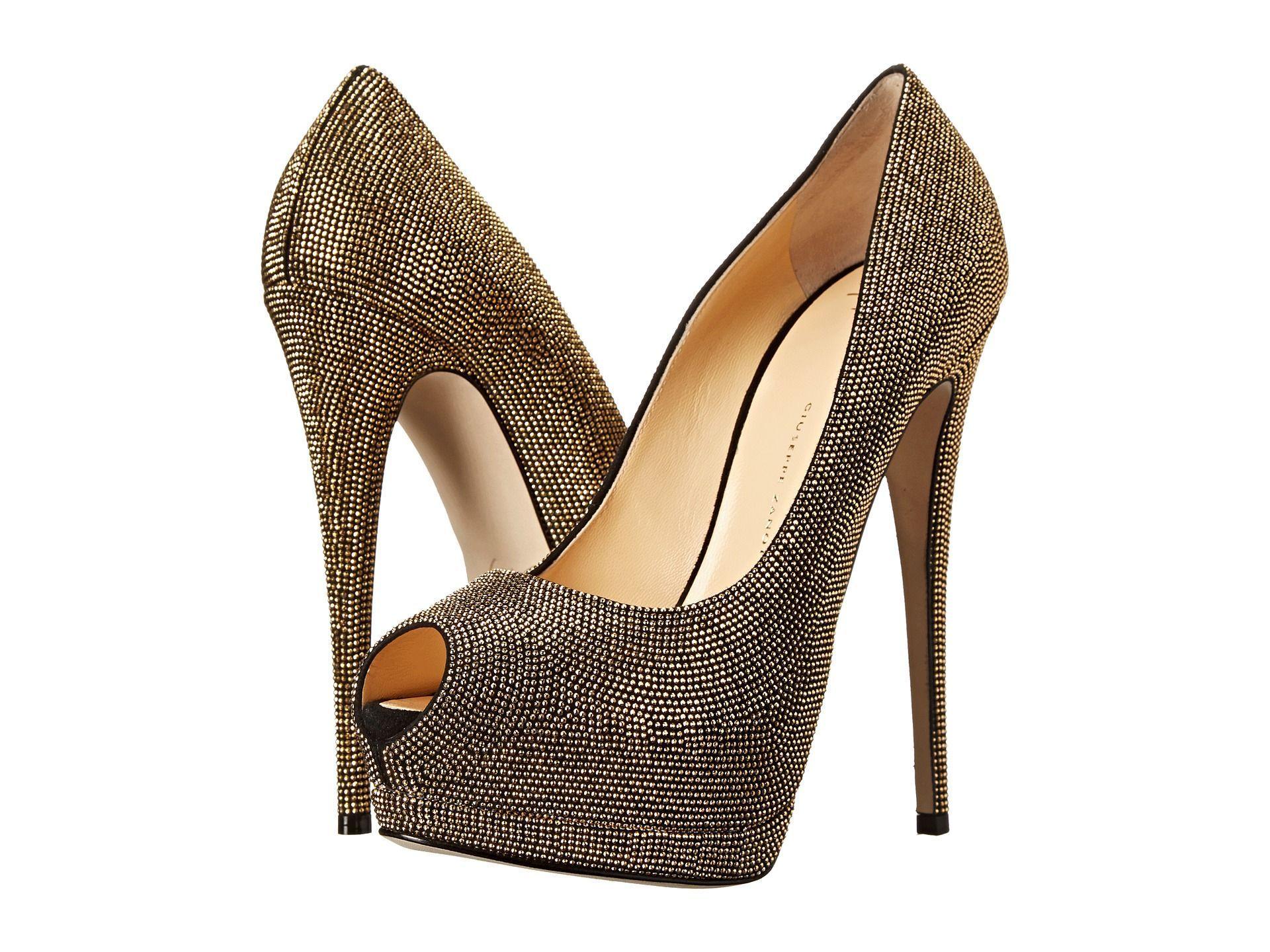 20fab3b48cdc4 Incaltaminte cu Toc Femei Giuseppe Zanotti E56080 | Gorgeous sandals ...