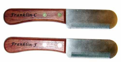 Orange g10 hunter Knife, Handmade, Irish