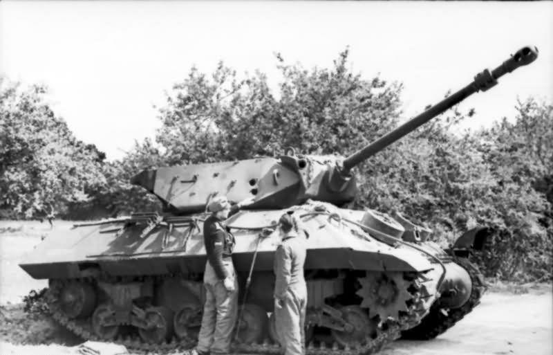 British M10 Achilles France