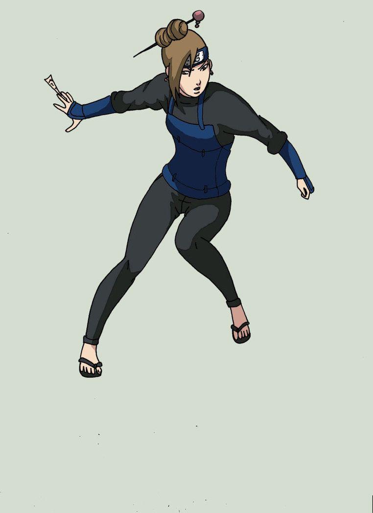 Koharu Utatane by kurouku   Naruto desenho, Rpg naruto, Anime