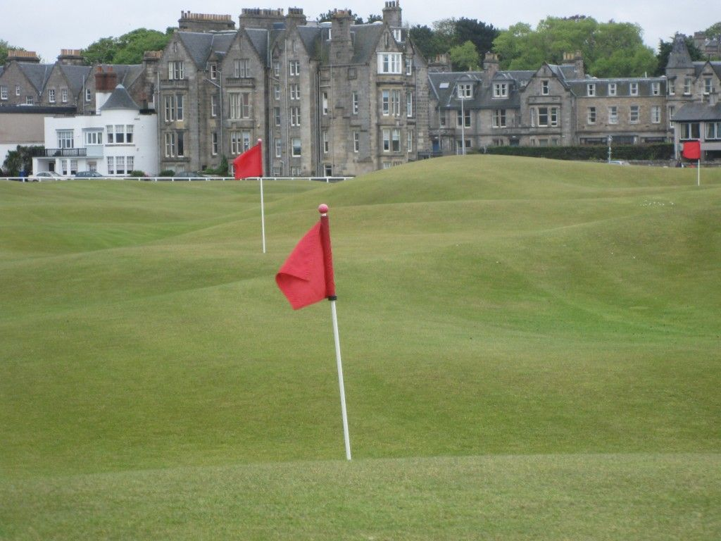 Edinburgh Golf Lessons Beginners