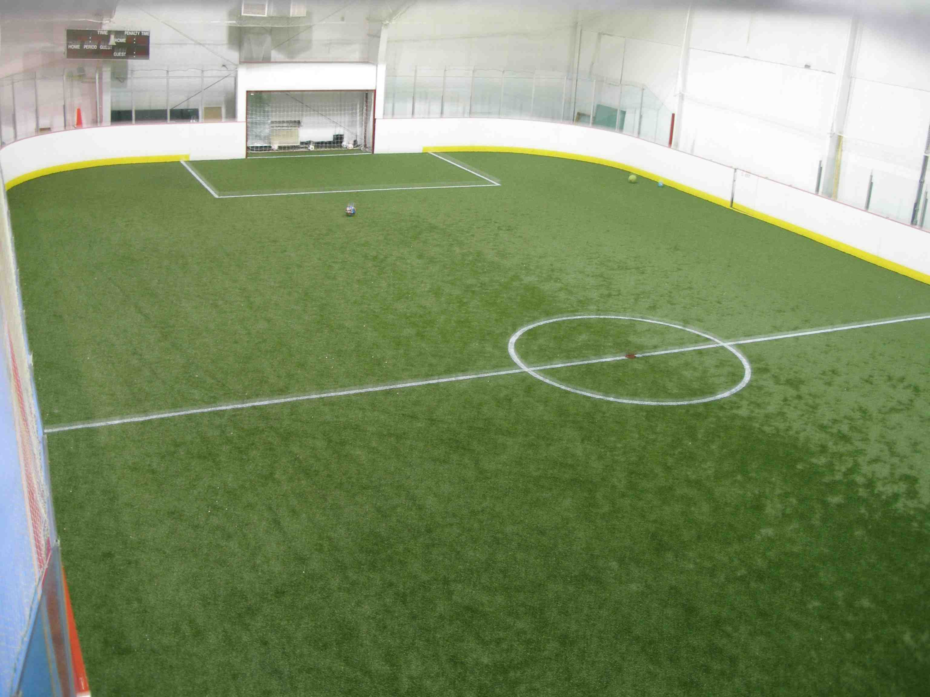 Indoor Soccer What I Live For