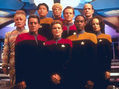 Star Trek Voyager Cast Photo Gallery Star Trek Cast Star Trek