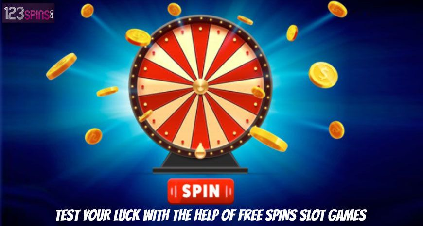 Pin on free spins slot games