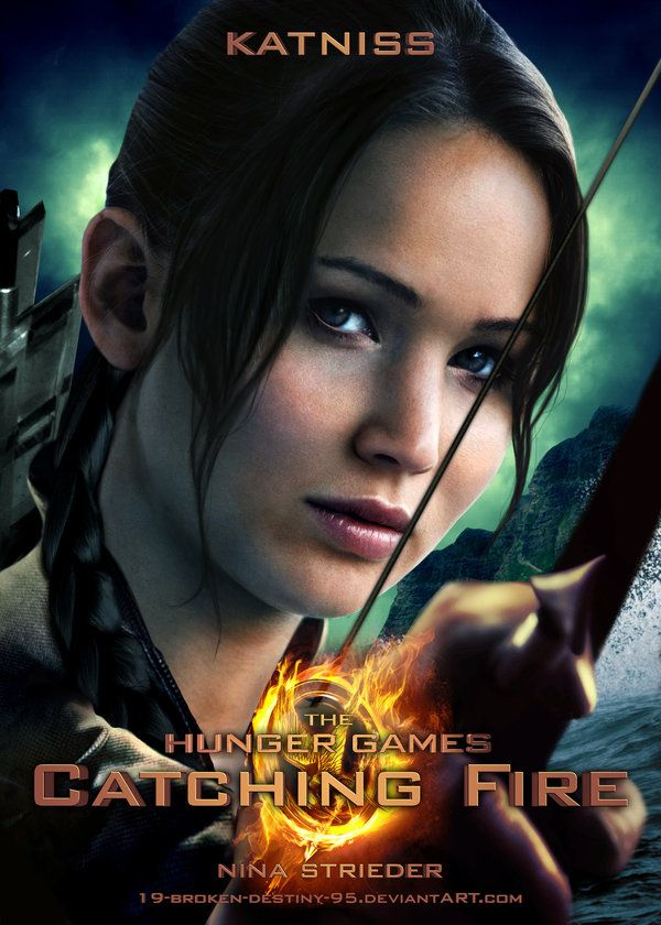 Watch The Hunger Games Catching Fire Free Streaming