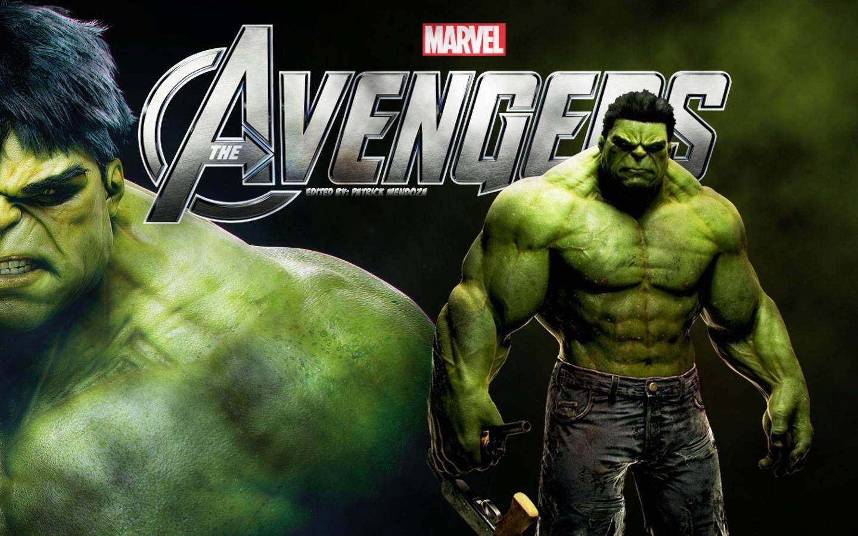 Incredible Hulk Desktop Wallpaper