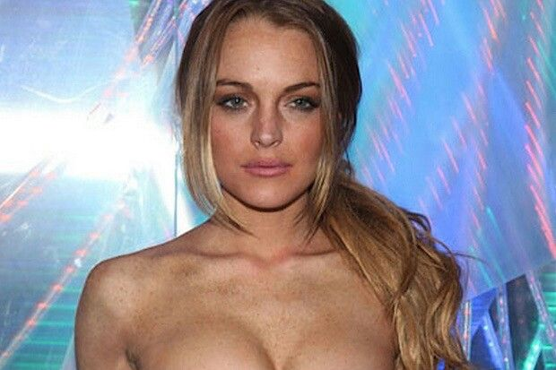 Lindsay lohan nude pics on the boat images 611