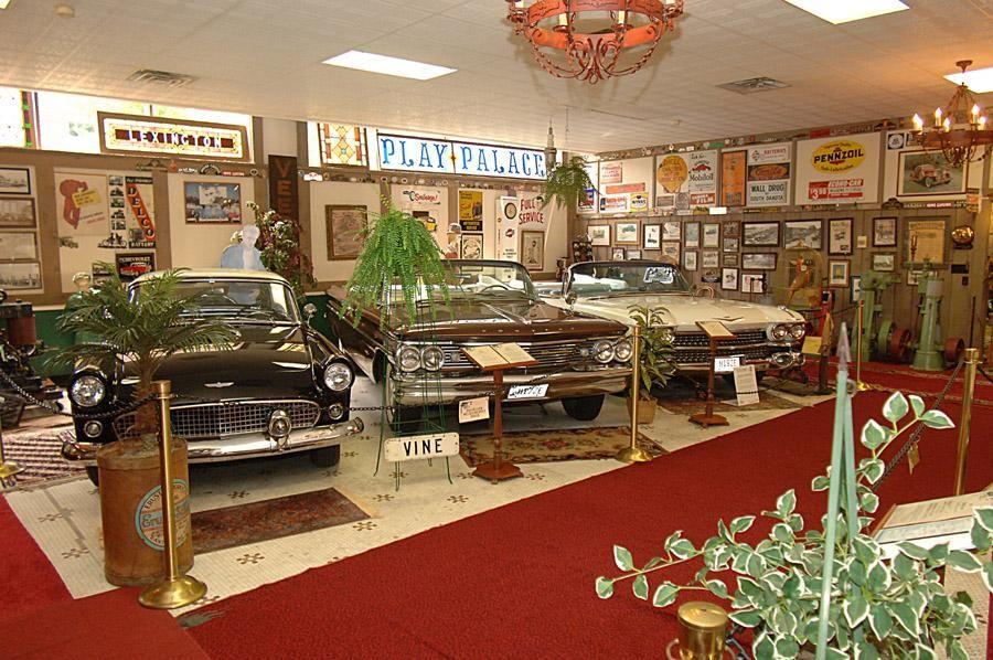 Canton Classic Car Museum Car museum, Classic cars, Canton