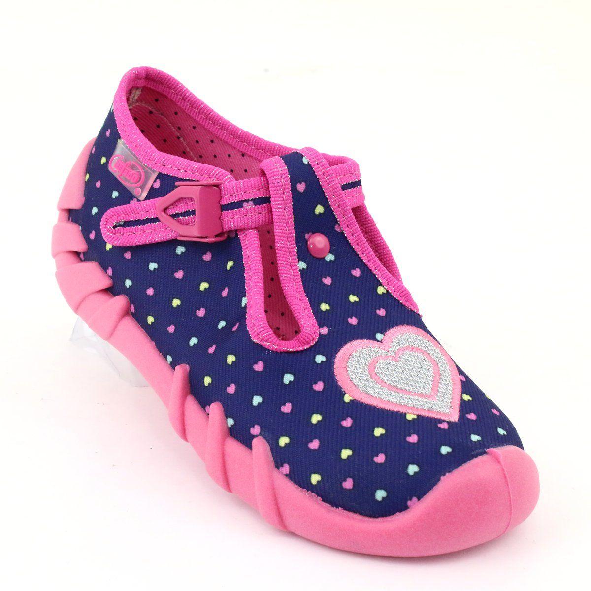 Befado Obuwie Dzieciece 110p362 Granatowe In 2020 Baby Shoes Shoes Fashion