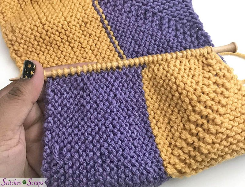 Picking up Stitches (Pick up and Knit) Tutorial Knitting