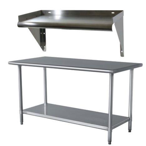 Buffalo Tools Sportsman Series Stainless Steel Top Workbench Tablework