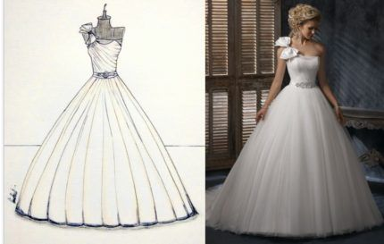 Vestidos Para Desenhar No Papel Facil Exemplos Vestido De Noiva