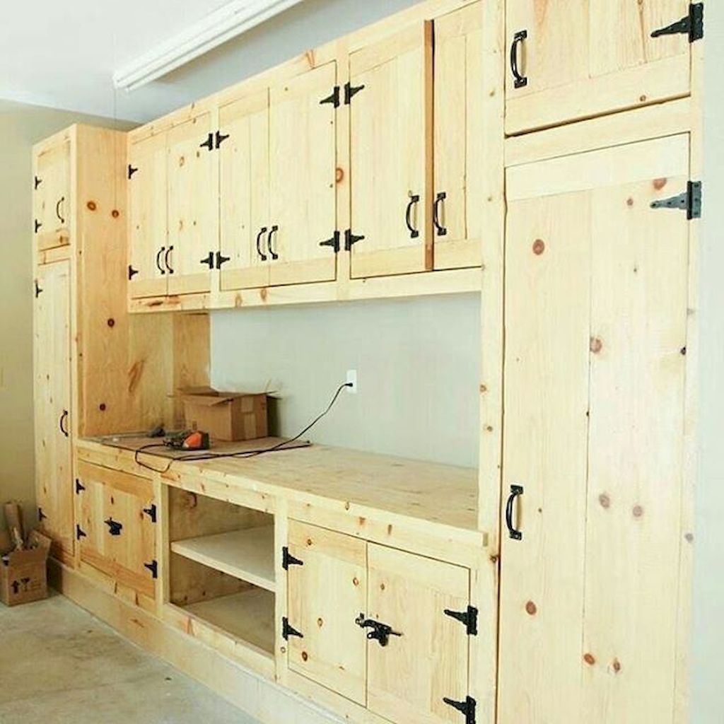 70 brilliant kitchen cabinet organization and tips ideas on inspiring diy garage storage design ideas on a budget to maximize your garage id=75901