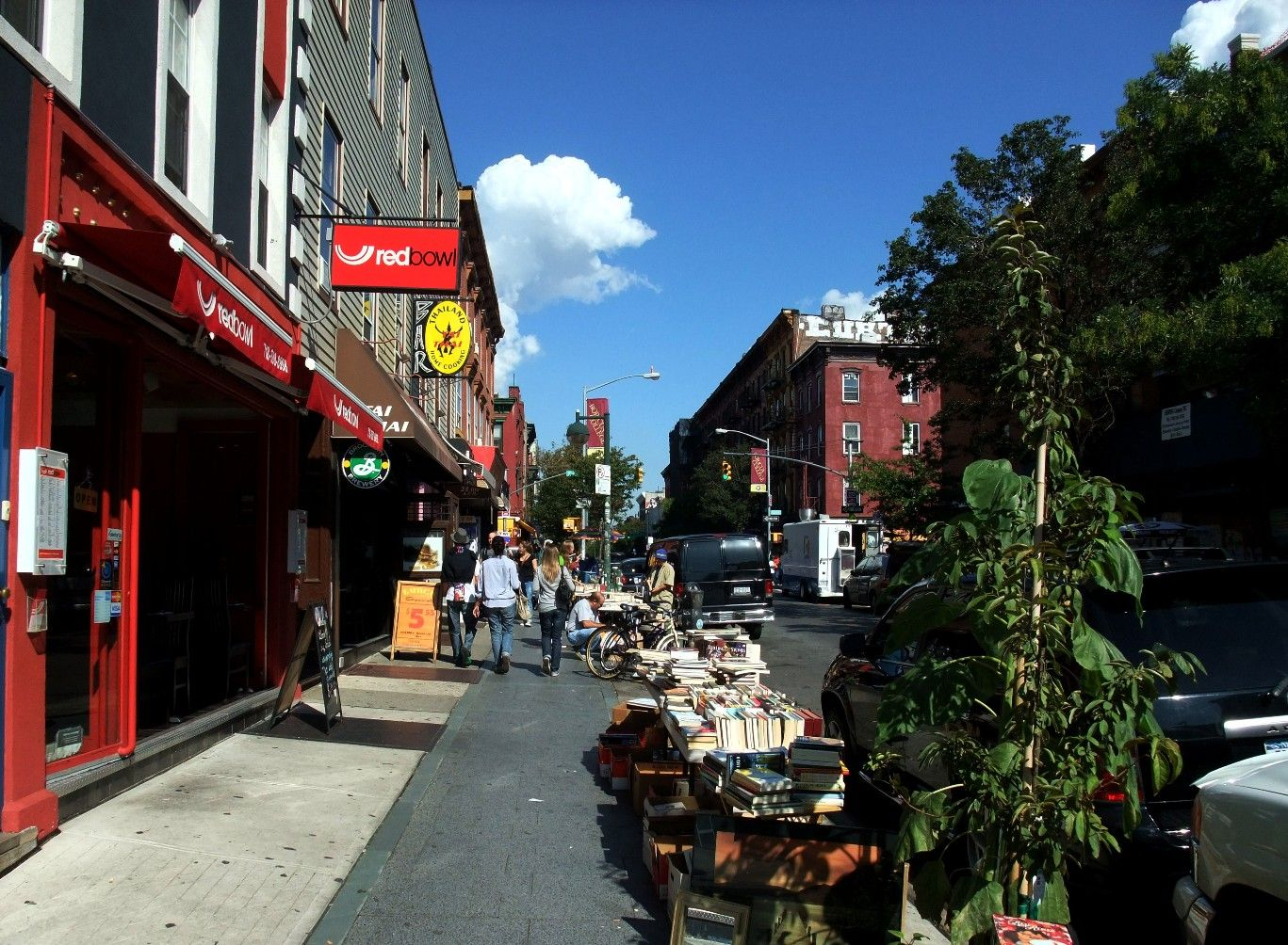 Bedford Avenue, Williamsburg  Hipster heaven  | Brooklyn Scenes