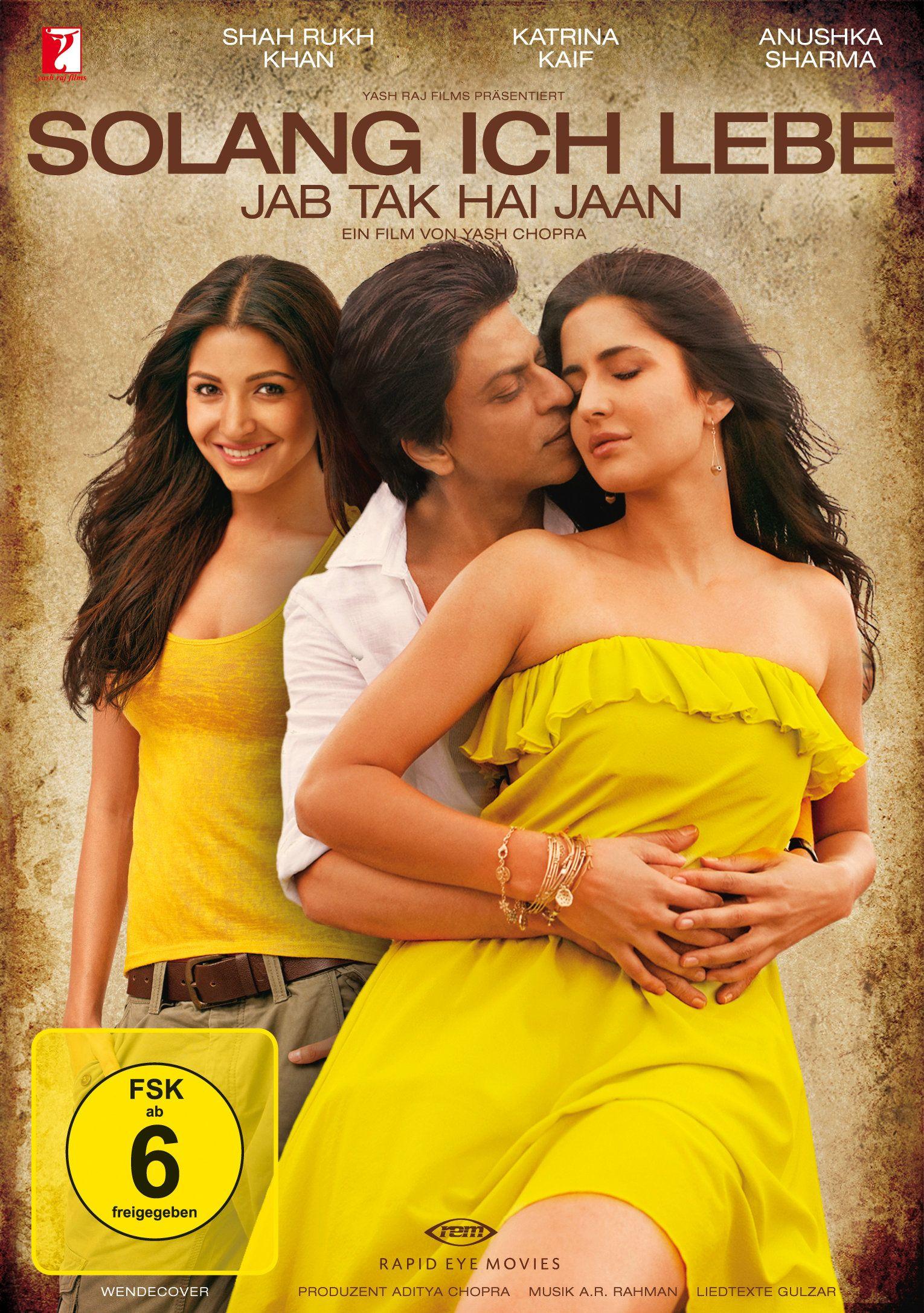 Solang Ich Lebe Jab Tak Hai Jaan Dvd Bei Weltbild De Bestellen Solang Ich Lebe Indische Filme Bollywood Stars