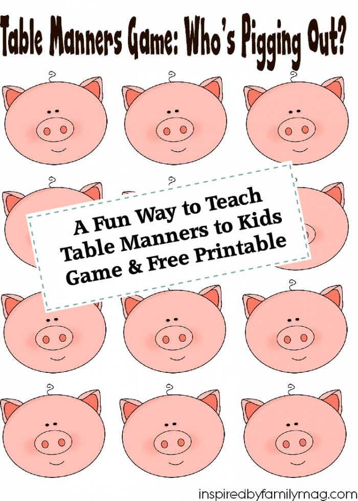 Declarative image with regard to free printable manners worksheets