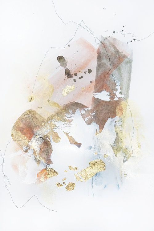 Deconstruction V - Canvas Print